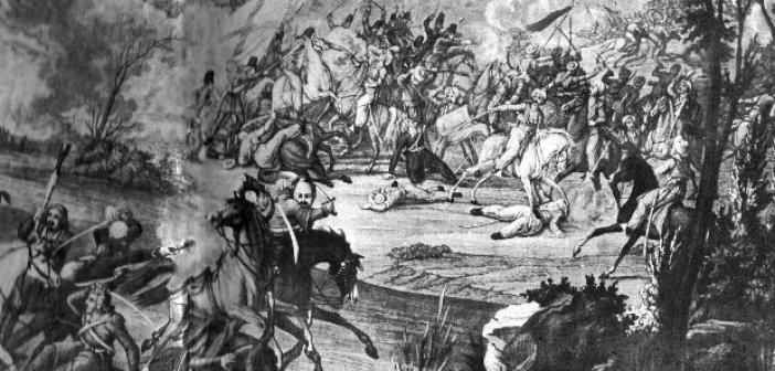 25 Οκτωβρίου: Η πρώτη πολιορκία του Μεσολογγίου