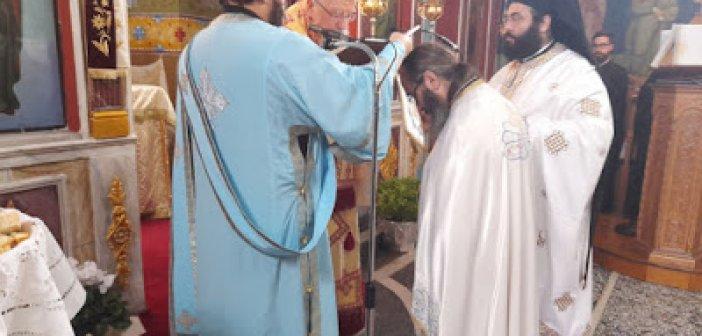 Πανηγύρισε ο Ιερός Ναός Αγίου Ιεροθέου στην Κομπωτή Ξηρομέρου.