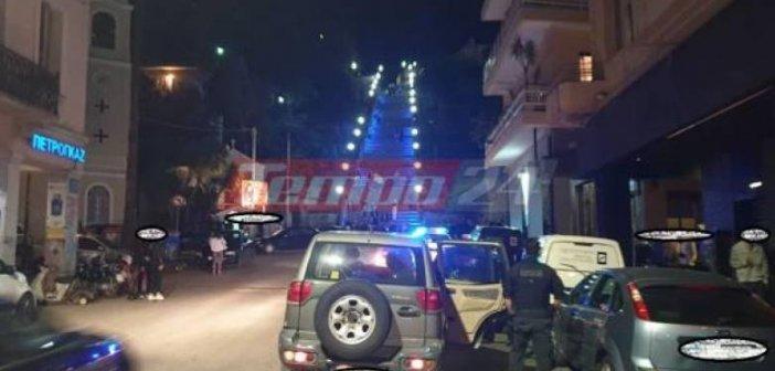 """Δυτική Ελλάδα: Μεγάλη επιχείρηση της ΕΛ.ΑΣ στα σημεία συνωστισμού – """"Άδειασαν"""" οι σκάλες, γέμισε η πλατεία!(ΦΩΤΟ+VIDEO)"""