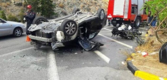 Δυτική Ελλάδα: Επτά νεκροί τον Σεπτέμβριο και 50 τροχαία