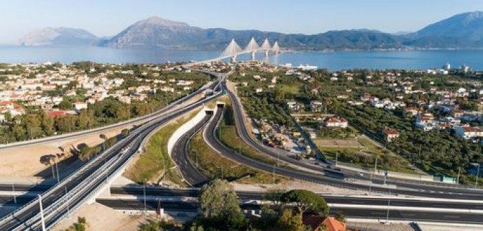 Ολυμπία Οδός:Φυσικό αέριο για πρώτη φορά σε αυτοκινητόδρομο