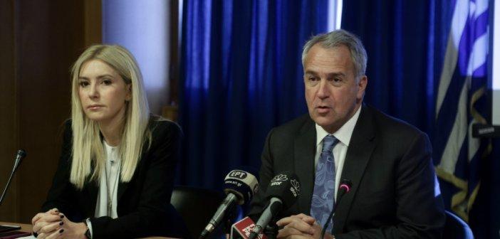 Ο Μ.Βορίδης και η Φ.Αραμπατζή στο Συμβούλιο Υπουργών Γεωργίας της ΕΕ