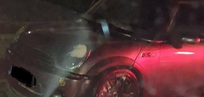 Αγρίνιο: Φωτιά σε αυτοκίνητο στην οδό Διαμαντή (ΦΩΤΟ)