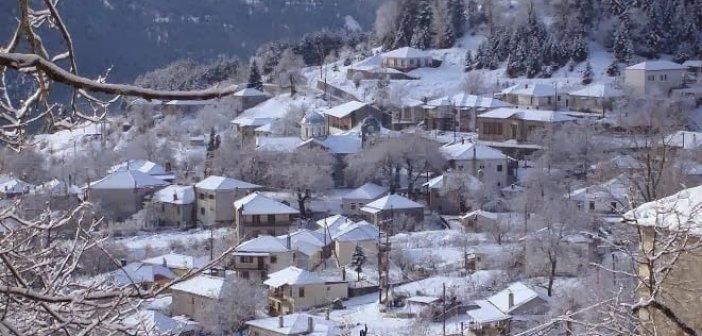 Ευρυτανία – Κρίκελλο: Ένα χωριό που δεν πρέπει να χάσεις να το επισκεφθείς (ΔΕΙΤΕ ΦΩΤΟ)