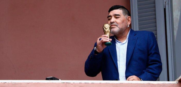 Θλίψη για τον Ντιέγκο Μαραντόνα: Βγαίνει από το νοσοκομείο και μπαίνει απευθείας σε κέντρο απεξάρτησης για το αλκοόλ