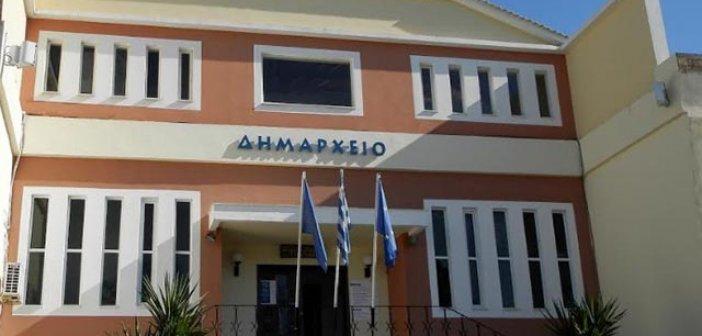 Μεσολόγγι: Υποστήριξη πολιτών από υπηρεσίες του Δήμου