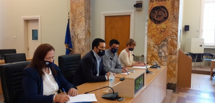 Συνεδρίαση Συντονιστικού Οργάνου Δήμου Αγρινίου ενόψει της χειμερινής περιόδου