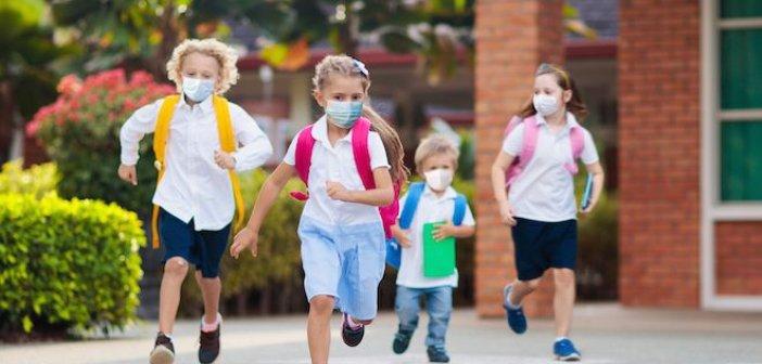 Κορονοϊός: Μεγάλη η μετάδοσή του από τα παιδιά