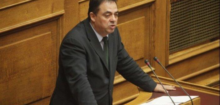 Δ. Κωνσταντόπουλος: Προβλήματα με το κλείσιμο των υποκαταστημάτων σε Βόνιτσα και Ματαράγκα