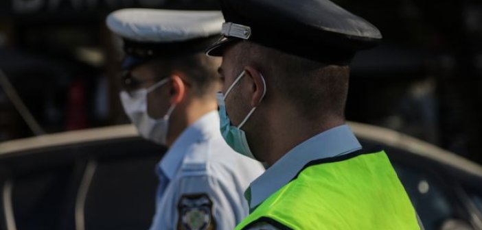 Αγρίνιο: 34 πρόστιμα χθες για μάσκες,άσκοπες μετακινήσεις και υπεράριθμους