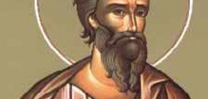 Σήμερα 19 Νοεμβρίου τιμάται ο Προφήτης Αβδιού