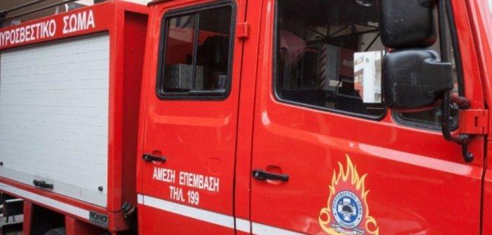 Μεσολόγγι: Παρανάλωμα έγινε ένα αυτοκίνητο στην περιοχή του Συνοικισμού