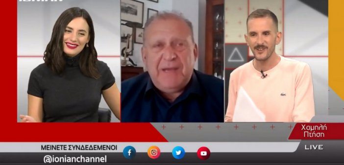 Ναύπακτος: O πρώην αντιδήμαρχος ιατρός Γιώργος Σιαμαντάς μιλά  για την εμπειρία του με τον Κορωνοιό