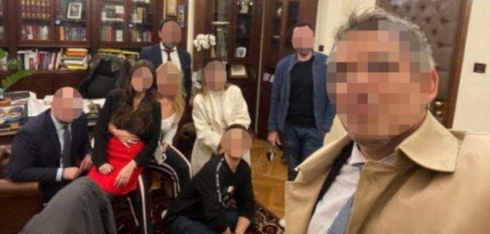 Παρέμβαση εισαγγελέα για το πάρτι του προέδρου του ΔΣΑ, Δημήτρη Βερβεσού