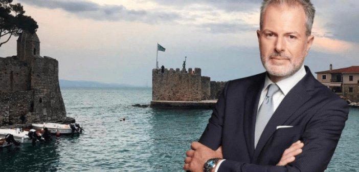 Ο Γιάννης Παπαδόπουλος του Open μιλά για την καταγωγή του από την Ναύπακτο