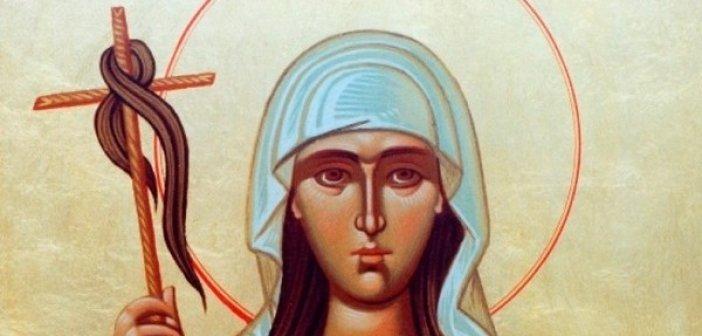 Σήμερα 14 Ιανουαρίου εορτάζει η Αγία Νίνα η Ισαπόστολος