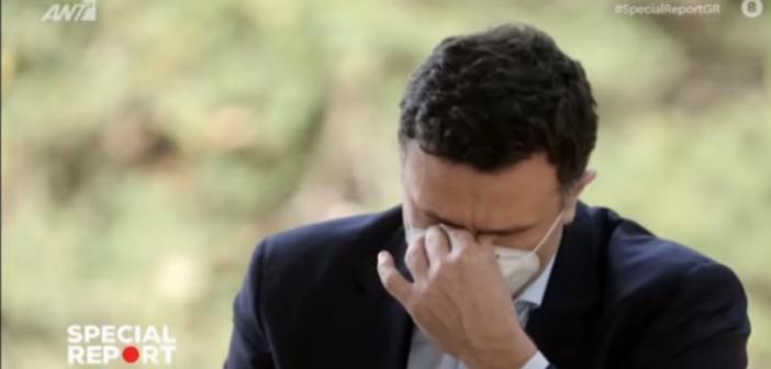 Βασίλης Κικίλιας: Συγκίνηση για τους υγειονομικούς αλλά και τη γέννηση του γιου του