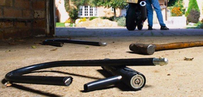 Αγρίνιο : Σύλληψη για κλοπή μηχανής