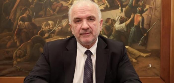 Ευχετήρια επιστολή Κώστα Λύρου ένεκα της υπουργοποίησης του Σπ. Λιβανού