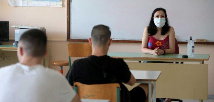 Πανελλήνιες 2021: Μείωση της ύλης ανακοίνωσε το Υπουργείο Παιδείας