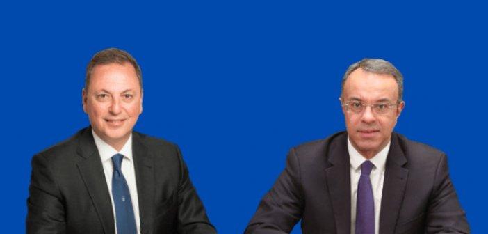 3,2 εκατ. € στους ΤΟΕΒ Κεντρικής Ελλάδος για ζημιές λόγω «Ιανού», με απόφαση Σταϊκούρα – Λιβανού