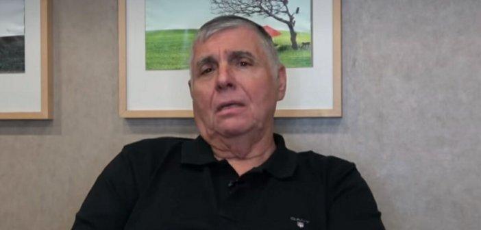 Ο Γιώργος Τράγκας επικεφαλής νέου κόμματος