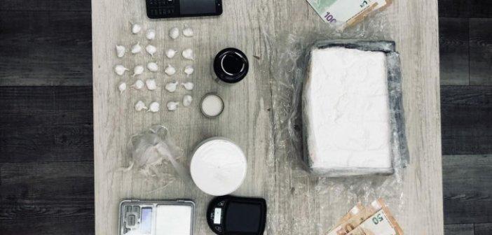 Εξαρθρώθηκε εγκληματική οργάνωση που διακινούσε κοκαΐνη στην Πάτρα (vid)