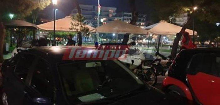 """""""Επεσαν"""" 300άρια για συνωστισμό έξω από καφέ της Πάτρας – Στο αυτόφωρο ιδιοκτήτης καταστήματος εστίασης"""