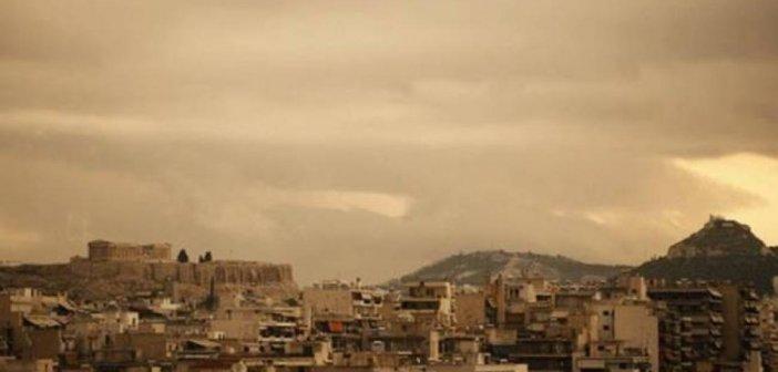 Καιρός: Ανοδος θερμοκρασίας και μεταφορά αφρικανικής σκόνης