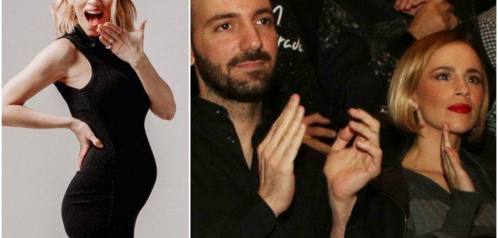 Νάντια Μπουλέ: Μιλά πρώτη φορά για την εγκυμοσύνη της – Η ανακοίνωση στον σύντροφό της, τα κιλά και οι λιγούρες