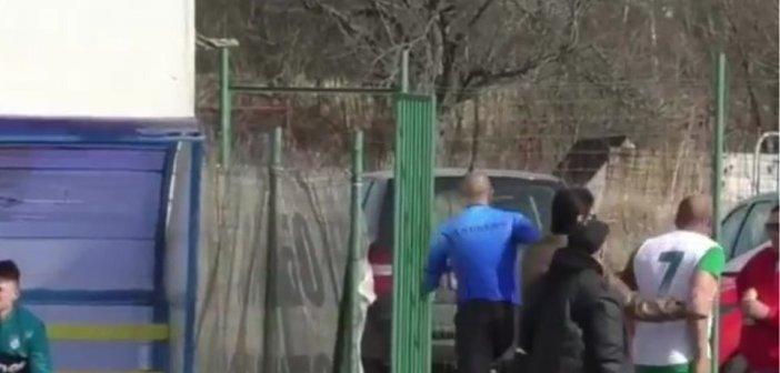 Διαιτητής στη Βουλγαρία έληξε το ματς κι έφυγε τρέχοντας για να μην τον δείρουν
