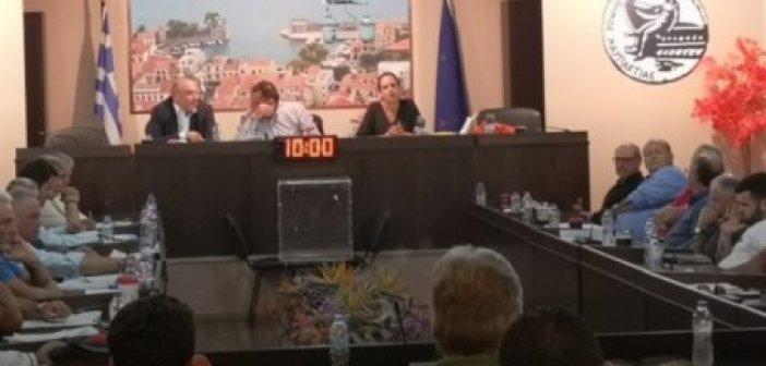 Kατεπείγουσα συνεδρίαση του δημοτικού συμβουλίου Ναυπακτίας