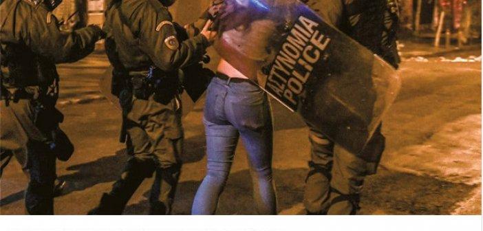 «Αστυνομικοί ξυλοκόπησαν άγρια και παρενόχλησαν σεξουαλικά 18χρονη από τη Ναύπακτο»