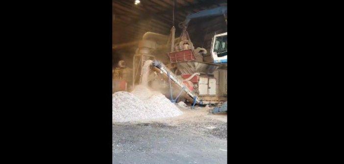 """""""Κομφετί"""" εκατομμύρια πακέτα λαθραίων τσιγάρων που κατασχέθηκαν στην Αιτωλοακαρνανία (VIDEO)"""
