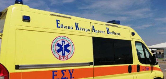 Κρήτη: Διασωληνωμένο το αγοράκι που έπεσε σε βαρέλι – Βρέθηκε σφυγμός ύστερα από 2,5 ώρες