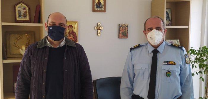 Επίσκεψη του Ι. Φωτήλα στην ΓΕΠΑΔ Δυτ. Ελλάδας