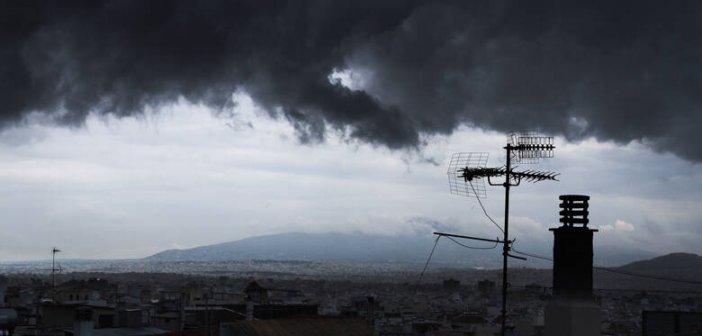 Καιρός: Επιδείνωση από το μεσημέρι – Καταιγίδες και ισχυροί άνεμοι (pics)