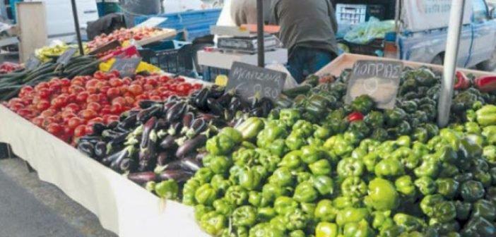 Κανονικά οι λαϊκές αγορές την Καθαρά Δευτέρα