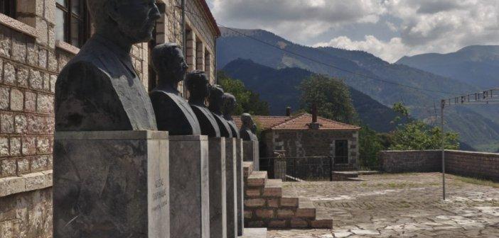 Βίνιανη Ευρυτανίας: Το χωριό-σύμβολο της Εθνικής Αντίστασης απομένει βουβό και έρημο