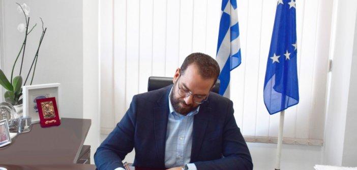 Έργα ύδρευσης, ύψους άνω των 40 εκατ. ευρώ εντάχθηκαν στο Ε.Π. «Δυτική Ελλάδα 2014-2020» με απόφαση του Περιφερειάρχη, Ν. Φαρμάκη
