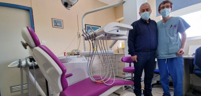 Προμήθεια- τοποθέτηση νέας οδοντιατρικής έδρας στο Νοσοκομείο Μεσολογγίου