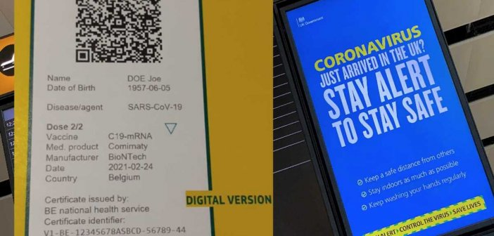 Κορονοϊός: Τα βήματα της Κομισιόν για το ψηφιακό πράσινο πιστοποιητικό