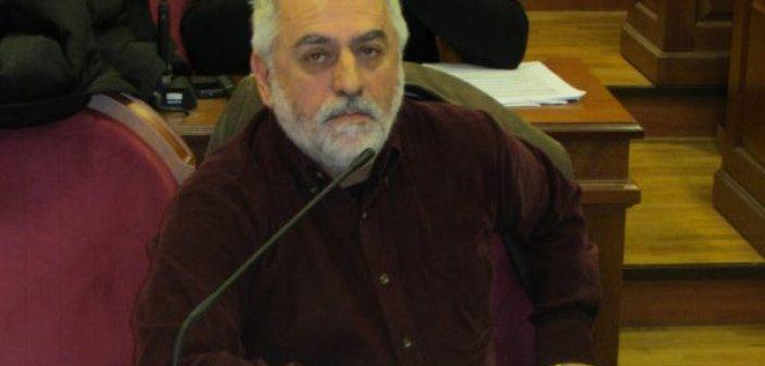Π.Παπαδόπουλος για τα Ενεργειακά στο Μεσολόγγι: Άβουλοι, μοιραίοι και αυτοκαταστροφικοί