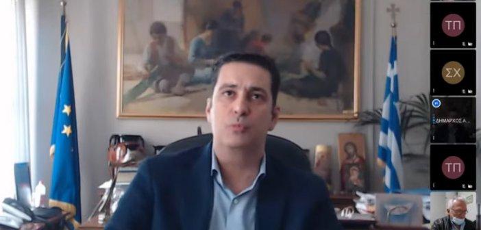 Συνεδριάζει με τηλεδιάσκεψη το Δημοτικό Συμβούλιο Αγρινίου για τις αλλαγές στην Αυτοδιοίκηση