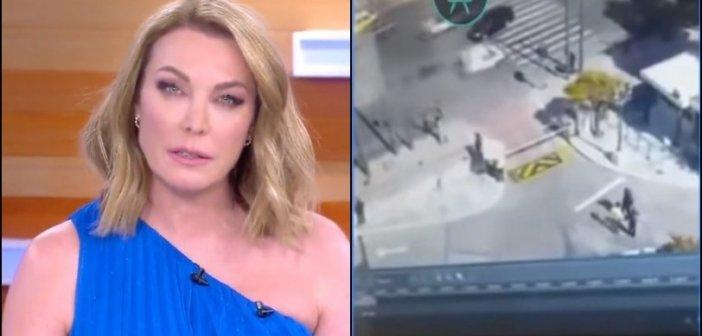 Οργή στα social media με το σχόλιο της Στεφανίδου για το τροχαίο στην Βουλή: «Πάει με τρομερή ταχύτητα» (vid)