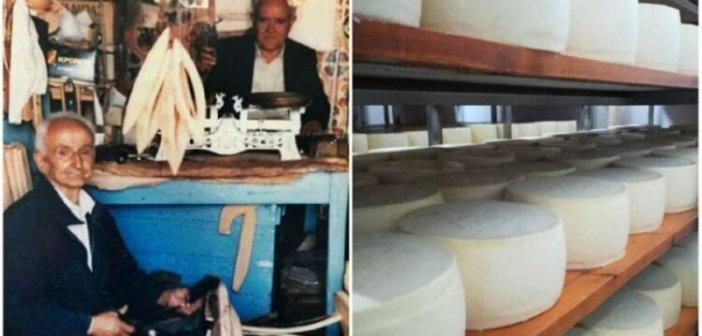 Η ιστορία του ανθρώπου που κατασκεύαζε σαμάρια, έγινε τυροκόμος και παρασκεύασε την περίφημη γραβιέρα Αμφιλοχίας