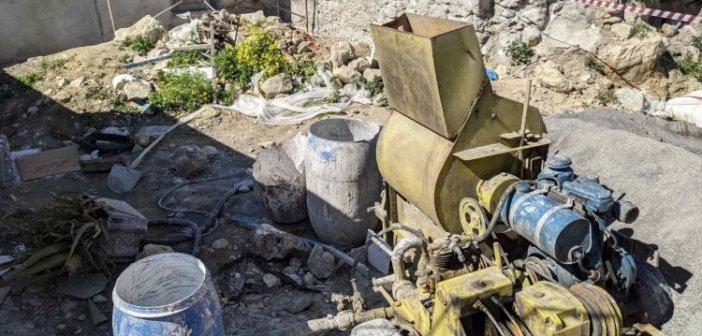 """Θρήνος στην Κρήτη: """"Eσβησε"""" το 2χρονο αγοράκι που είχε πέσει σε βαρέλι με νερό"""