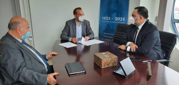 Ψηφιακό μουσείο, διαδραστικές υπηρεσίες και ανάδειξη 2.500 σημείων της Δυτικής Ελλάδας με αξιοποίηση πόρων του ΕΣΠΑ