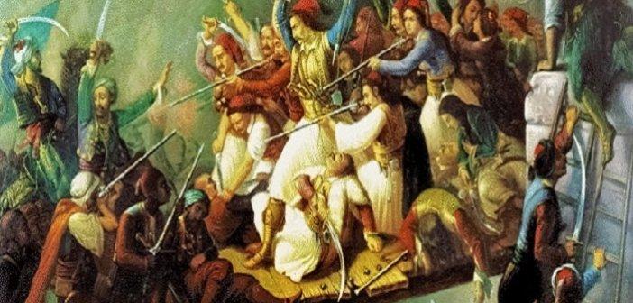 Η ηρωική έξοδος του Μεσολογγίου στις 10 Απριλίου 1826 – Η πείνα των πολιορκημένων