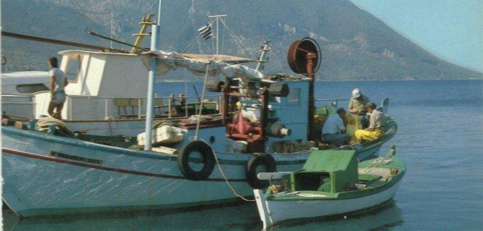 Η μηχανή του χρόνου: Ο Μύτικας, οι άνθρωποι του και η θάλασσα